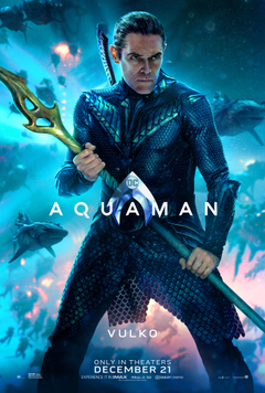 DCEU DC extended universe image Aquaman