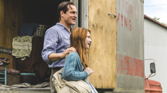 Wallpapers The Glass Castle Brie Larson Woody Harrelson 4k Movies