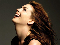 Anne Hathaway No Makeup High Definition Wallpapers HD