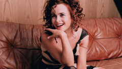 Helena Bonham Carter Laugh wallpapers