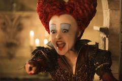 Wallpapers Alice Through the Looking Glass Helena Bonham Carter