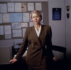Photo of Prime Suspect Promos for fans of Helen Mirren