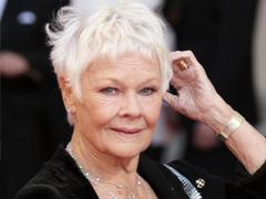 Dame Judi Dench battles failing eyesight but says stop telling me
