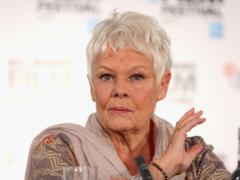 Judi Dench can t read scripts because of failing eyesight