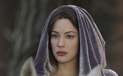 brunettes women movies Liv Tyler The Lord of the Rings Arwen