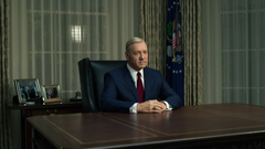 Wallpapers House of Cards Best TV Series 2016 series political