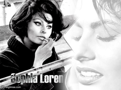 Sophia Loren wallpapers