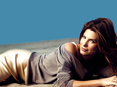 Cute Celebrity Sandra Bullock