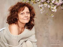 Susan Sarandon Poses Without Makeup at 69 for World s Most Beautiful