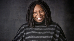 Whoopi Goldberg At Kennedy Center For One Night Only