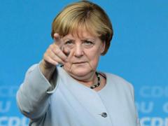 Angela Merkel irked by Trump and UK