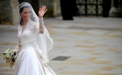 HD wallpaper catherine dress kate middleton wedding