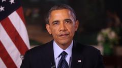 Beautiful Barack Obama 1057275 by Mariana Gonzalez