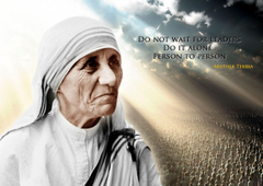 Mother Teresa Wallpapers for PC