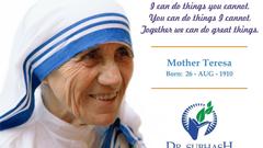 x1080 Religion Caring Kindness Faith Mother Teresa