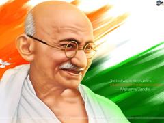 Mahatma Gandhi wallpapers Pictures Photos Screensavers