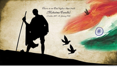 Mahatma Ghandi Best Quotes Image and wallpapers