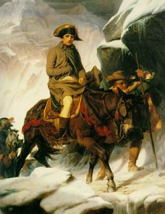 Napoleon Bonaparte I image Napoelon crossing the Alps HD wallpapers
