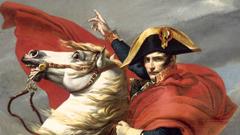 Best 42 Napoleon Crossing the Alps Wallpapers on HipWallpapers