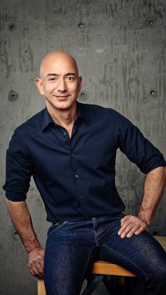 Jeff Bezos Wallpapers by DLJunkie