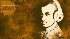Mozart Wallpapers Group