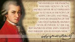 Mozart s Music Happy birthday Wolfgang
