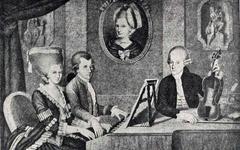 Wolfgang Amadeus Mozart Wallpapers at Wallpaperist