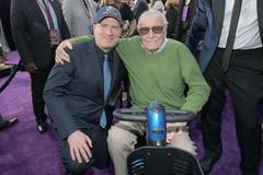 MCU s Chris Evans Kevin Feige remember Stan Lee