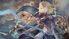 Anime Fate Grand Order Jeanne D Arc Wallpapers