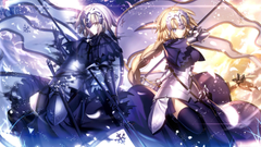 Fate Series image Jeanne d Arc And Alter HD wallpapers and