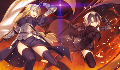 Fate Grand Order HD Wallpapers