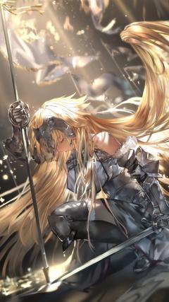Jeanne D Arc Fate Grand Order