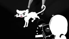 Karl Lagerfeld Kids Favorite Feline Choupette Photo Bombing Runway
