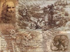 Leonardo Da Vinci Wallpapers by Musoka