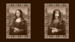 Leonardo da Vinci image Mona Lisa full hd HD wallpapers and