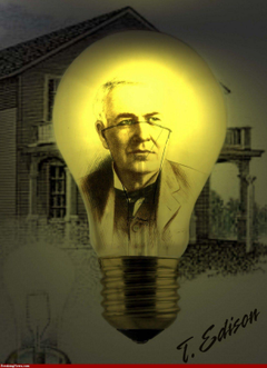 HD Thomas Edison Wallpapers and Photos