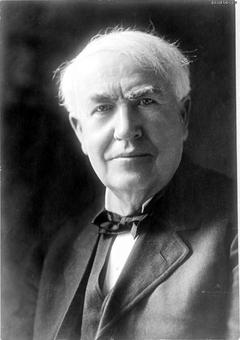 Best HD Thomas Edison Wallpapers