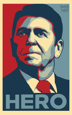 Ronald Reagan Wallpapers My beautiful and conservative sist Flickr