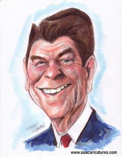 Ronald Reagan image Ronald Reagan Caricature Art HD wallpapers and