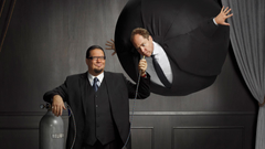 Penn and Teller image PT Helium BrightHose HD wallpapers and