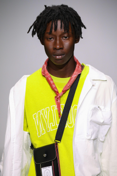 A Diverse Cast of Models Emerged at New York Fashion Week Men s