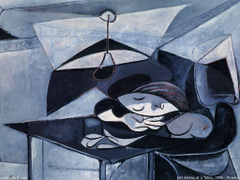 Art Paintings Pablo Picasso Paintings 1024x768 NO 2 Desktop