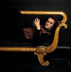 Quentin Tarantino Totally Looks Like David Hewlett