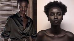Qui est le top model Anok Yai la nouvelle égérie internationale d