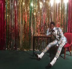 Alton Mason for Gucci Prefall Collection