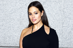 Ashley Graham Shared Her Food and Fitness Diary