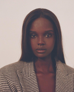 Duckie Thot photographed by Gadir Rajab for Oyster Magazine