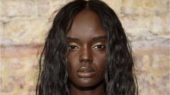 Duckie Thot Named New L Oréal Paris Global Ambassador