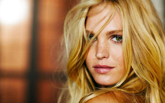 Erin Heatherton Beautiful Face widescreen wallpapers