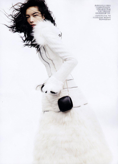 Fei Fei Sun by Josh Olins for Vogue China November 2011 02